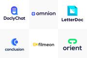I will create modern, minimalist logo 6 - kwork.com