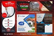 I Will Design Facebook Cover And Banner 5 - kwork.com
