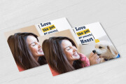 I will design awesome print-ready postcard in 24 hrs 4 - kwork.com