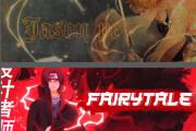 I will design anime banner for any social media 9 - kwork.com