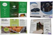 I will design new style eye catching any brochure player booklet 5 - kwork.com