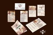 Brand Identity of Georgian cuisine 7 - kwork.com