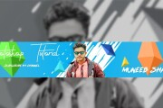 I will design YouTube Banner And Profile Picture 5 - kwork.com