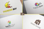 I will design premium flat minimal business logo 5 - kwork.com