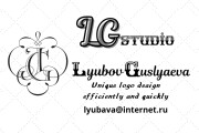 Unique logos-quickly, efficiently, and inexpensively 6 - kwork.com