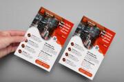 Corporate Flyer, Business Flyer design 6 - kwork.com