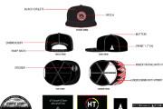 I will mockup all kind baseball Caps and T shirts 6 - kwork.com