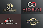 I will design and redisgn minimalist and versatile professional logo 10 - kwork.com