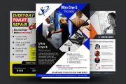 I will create professional and attractive flyers design for you 4 - kwork.com