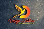 I will create modern business logo design and photo editing 4 - kwork.com