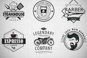 I will create a unique personalized logo 6 - kwork.com