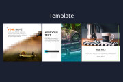 18 web banners templates pack 14 - kwork.com