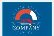 I will create and design a unique company logo 10 - kwork.com