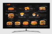 Menu design for your restaurant or cafe or bar 5 - kwork.com