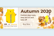 I will make an exclusive web banner for your ad 14 - kwork.com