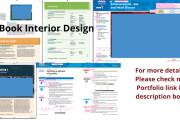 I am a professional Book Layout Designer 4 - kwork.com