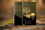 I will do all kind of professional and creative book cover design 10 - kwork.com