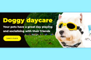 I will make an exclusive web banner for your ad 15 - kwork.com