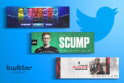 I will design awesome youtube, twitch, twitter, facebook banner 7 - kwork.com