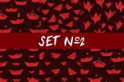Sell Seamless Patterns Sets 8 - kwork.com