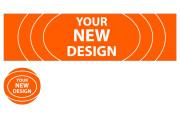 I will make a social network design. Youtube 5 - kwork.com
