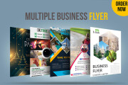 I will design you an attractive flyer for your product or event 7 - kwork.com