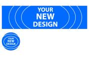 I will make a social network design. Youtube 6 - kwork.com