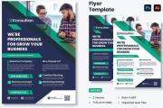 I will design amazing rack card or dl flyer in 24 hours 7 - kwork.com