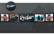 I will design youtube banner and profile picture 12 - kwork.com