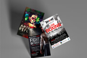 I will design a professional flyer poster 14 - kwork.com