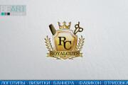 I will create a modern logo, favicon for free 13 - kwork.com