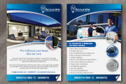 I will design business flyer and brochure in just 4 hours 10 - kwork.com