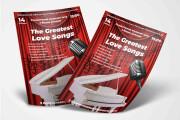 Leaflets, Flyers Design 8 - kwork.com