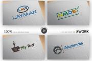 I Will Design Unique a design modern minimalist or Flat logo design 6 - kwork.com