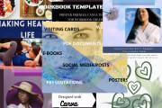 I will create a workbook, lead magnets, PDF documents 8 - kwork.com