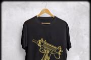 T shirt design 10 - kwork.com