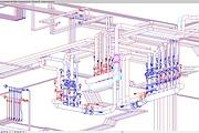 BIM engineering systems modeling in Autodesk Revit 10 - kwork.com