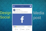 I will create the facebook posts 5 - kwork.com