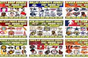 I will give 8500 NFL huge svg bundle 4 - kwork.com