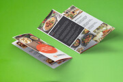 I will design a professional flyer Poster and brochure in 24 hours 15 - kwork.com