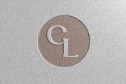 Uniqe logo design 9 - kwork.com