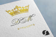 Create a bright and recognizable logo. 3 options. Edits to the result 8 - kwork.com