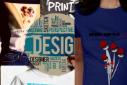 I will create Logo Design for your Shirts or Online Store Products 5 - kwork.com