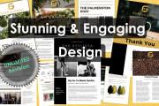 I will design attention grabber poster for your brand 7 - kwork.com