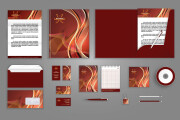 I will develop corporate identity element for your company 9 - kwork.com