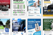 I will design a unique flyer for your business 9 - kwork.com