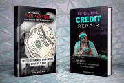 I wil design eye catching book or ebook cover 13 - kwork.com
