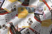 I will design professional business, flyer, brochure 10 - kwork.com