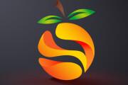 I will design or redesign logo, minimalistic logo design, 3d logo 11 - kwork.com