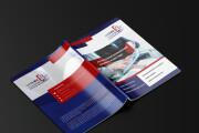 Brochure design 13 - kwork.com